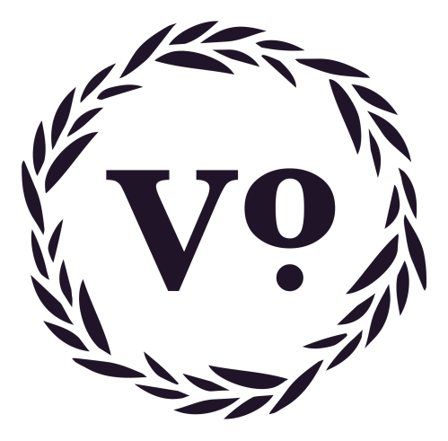VO London Logo in Black